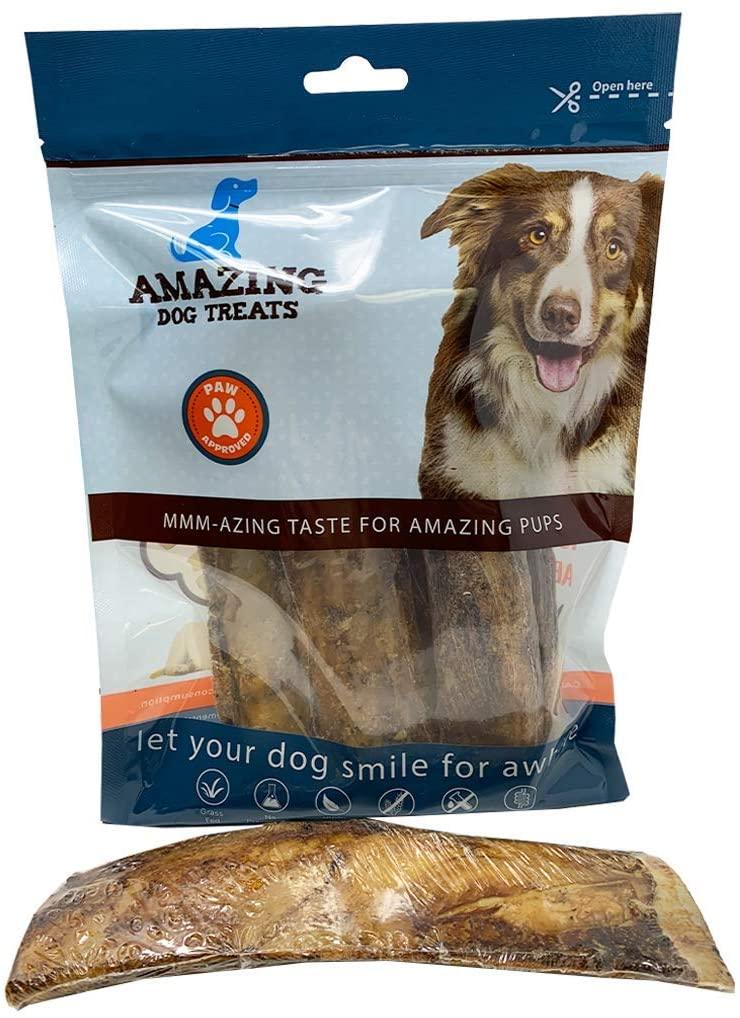 Meaty Smoked Rib Bones -  best dog bones for goldendoodles - TheDoodleguide.com