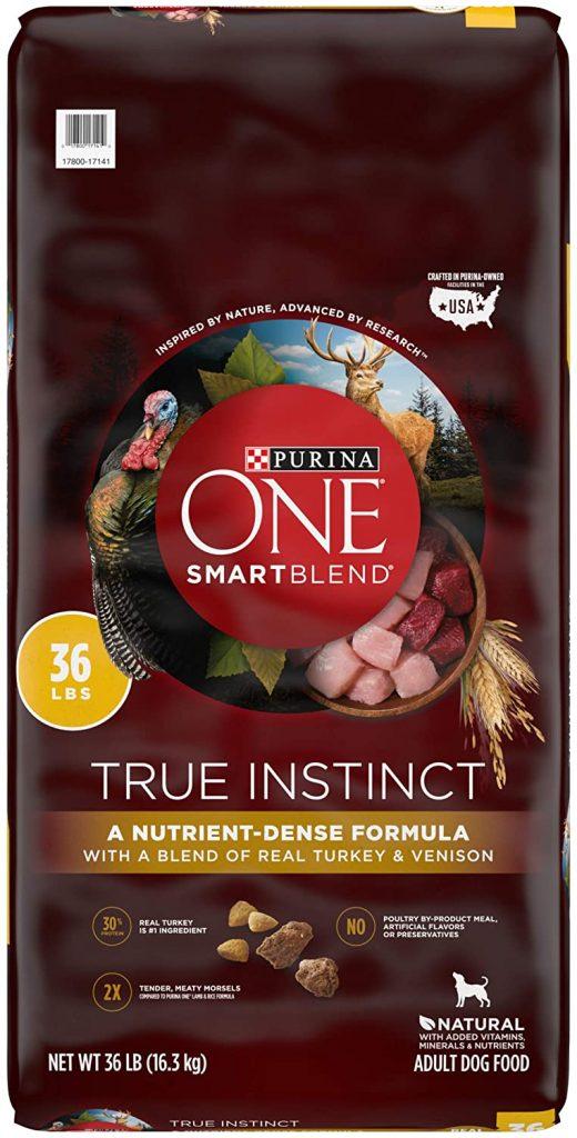 Purina ONE SmartBlend True Instinct Formula