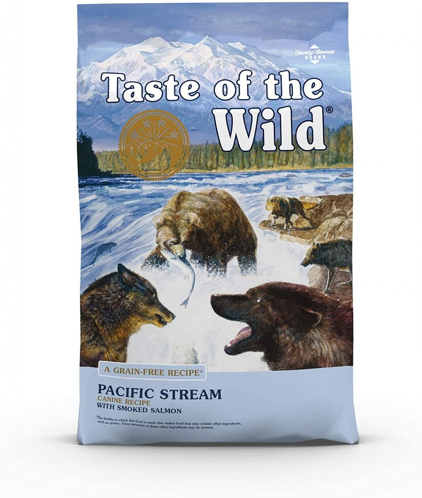 Taste of the Wild with Real Salmon, Superfoods, Probiotics, and Antioxidants