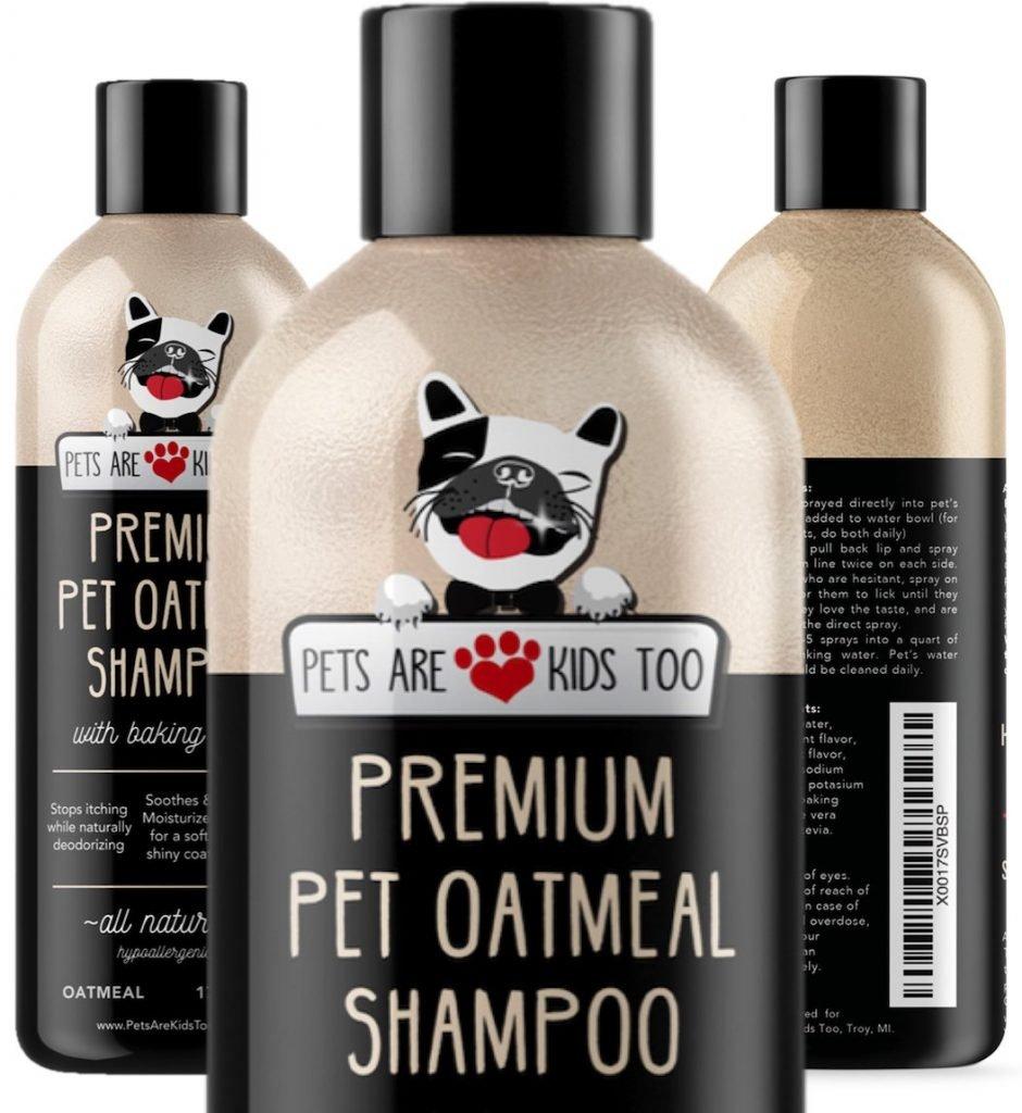 Pets Are Kids Too Pet Oatmeal Shampoo