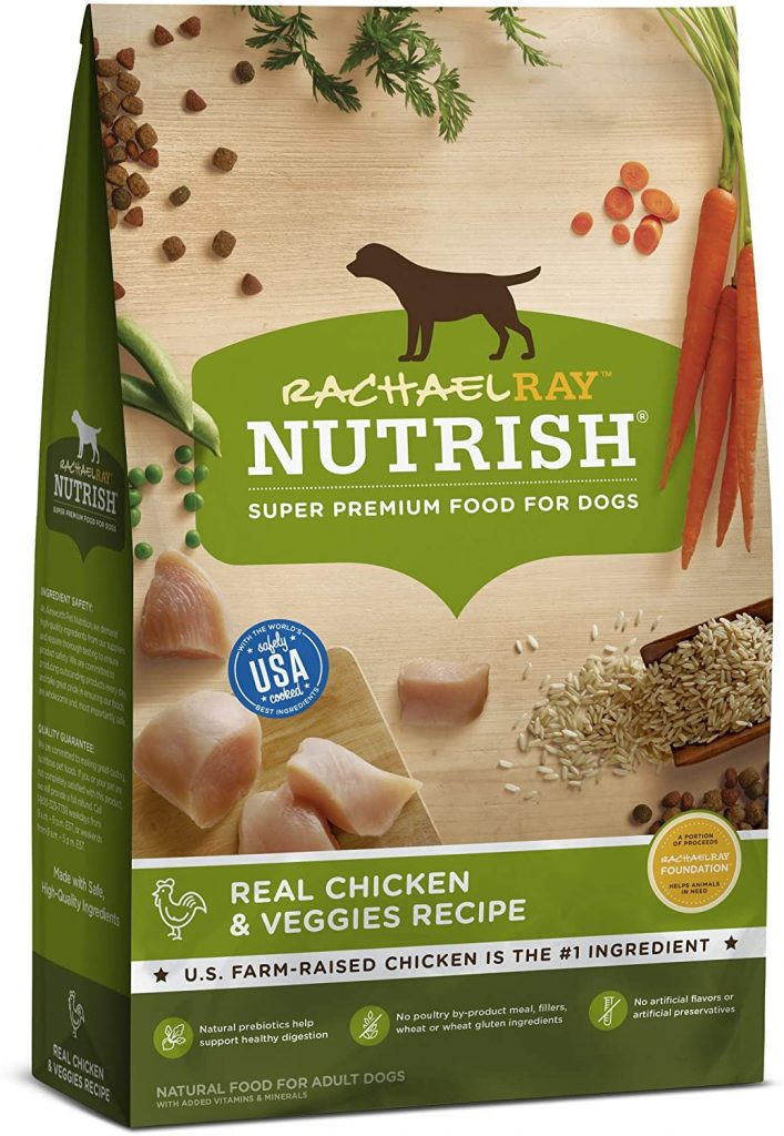 Rachael Ray Nutrish Premium Dry Food