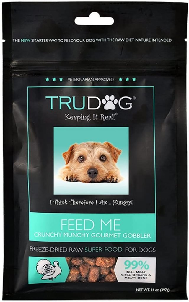 TruDog: Freeze Dried Raw Superfood - Real Meat Dog Food
