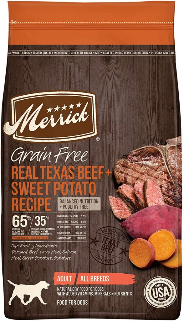 Merrick Grain-Free Dry Dog Food - TheDoodleGuide.com