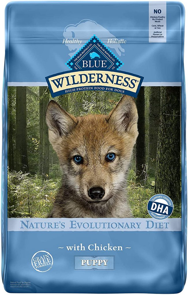 Blue Buffalo Wilderness High Protein Natural Puppy Food - TheDoodleGuide.com