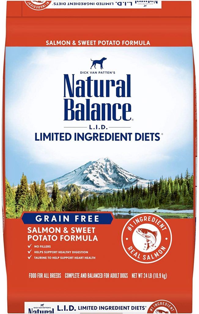 Natural Balance Limited Ingredient Diets Grain-Free Dry Dog Food - TheDoodleGuide.com