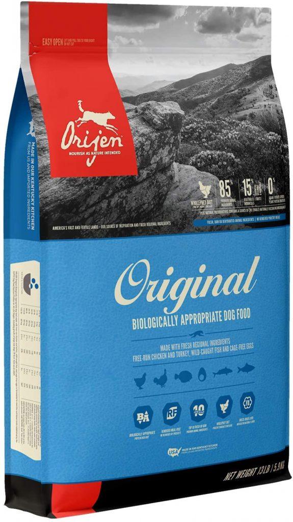 Orijen Premium Quality Meat Dry Dog Food - TheDoodleGuide.com