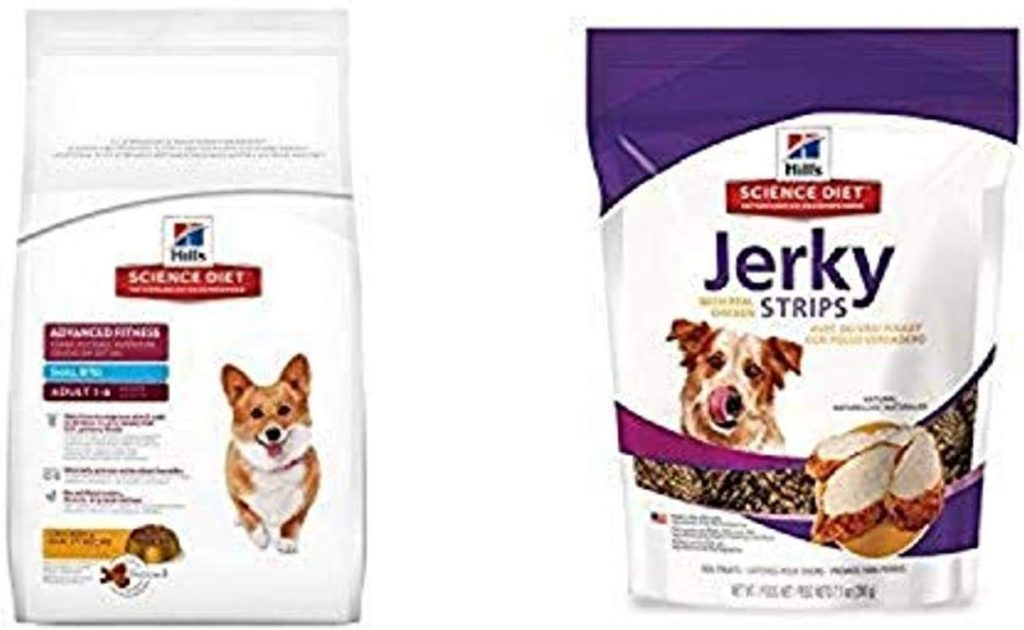 Hills Science Diet Adult Chicken Jerky Strip - best treats for goldendoodles - TheDoodleGuide.com