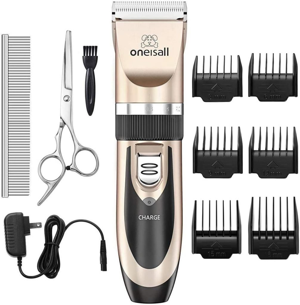 best grooming clipper for cockapoo