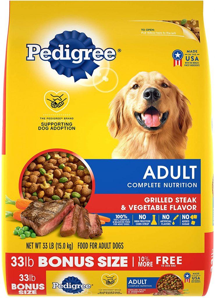 Pedigree Complete Nutrition dry dog food - thedoodleguide.com